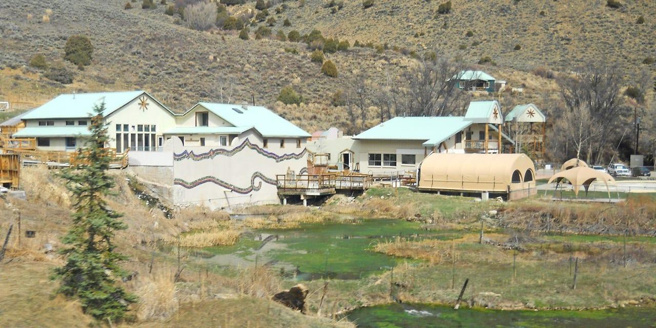 Hot Sulphur Springs Resort Swimming Pool