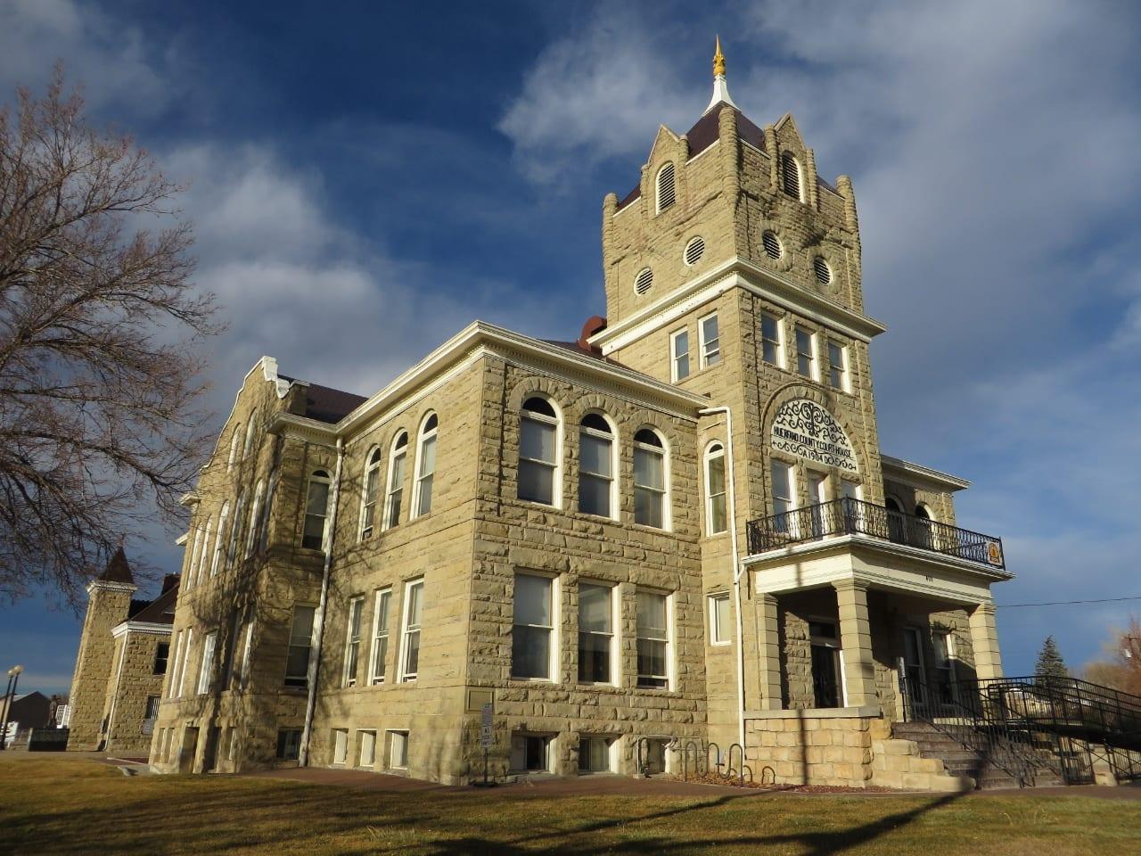 Huerfano County Courthouse Walsenburg Colorado