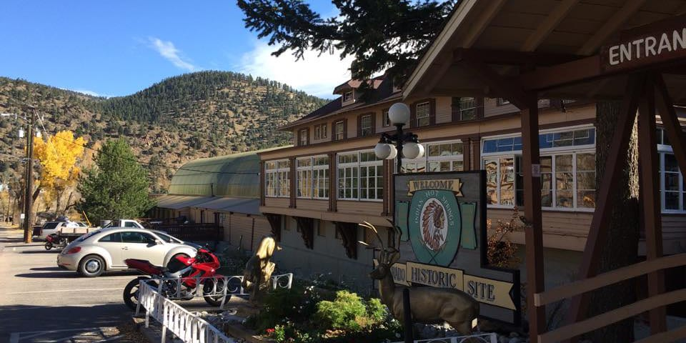Indian Hot Springs Idaho Springs