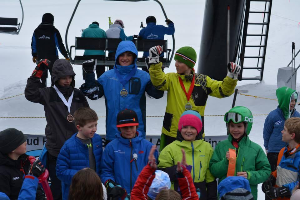 Loveland Ski Area GS Races Jill Sickels Matlock