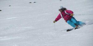 Jill Sickels Matlock Skiing