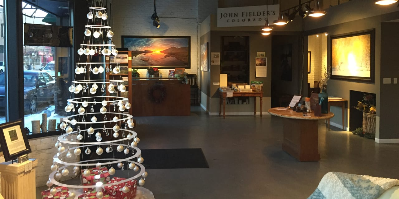 John Fielder Art Gallery