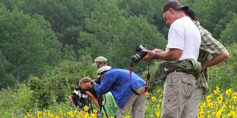 John Fielder Photography Workshop