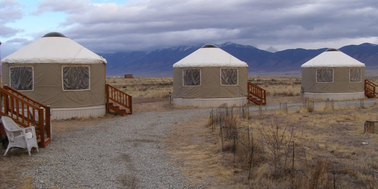 Joyful Journey Hot Springs Yurts
