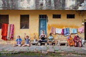 Kate Howe Yoga Mysore