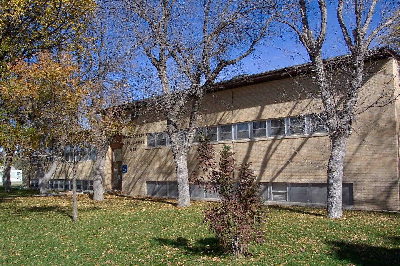 Kiowa County Courthouse Eads Colorado