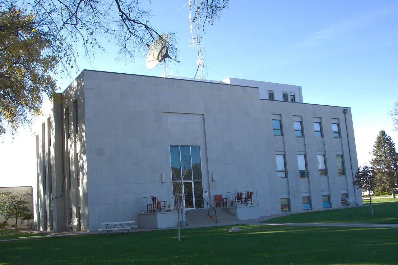 Kit Carson County Courthouse Burlington Colorado