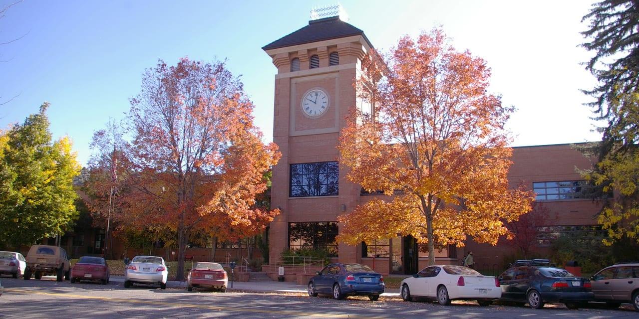 La Plata County Courthouse Durango Colorado