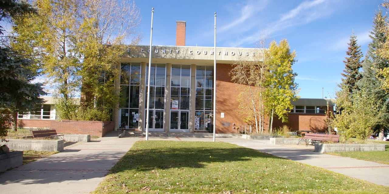 Lake County Courthouse Leadville Colorado