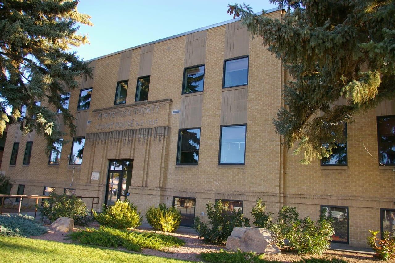 Montezuma County Courthouse Cortez Colorado