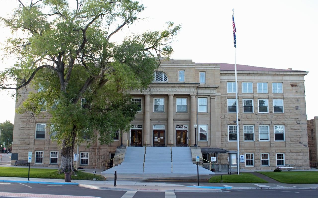 Montrose County Courthouse Montrose Colorado