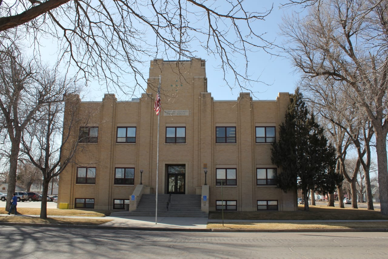 Morgan County Courthouse Fort Morgan Colorado