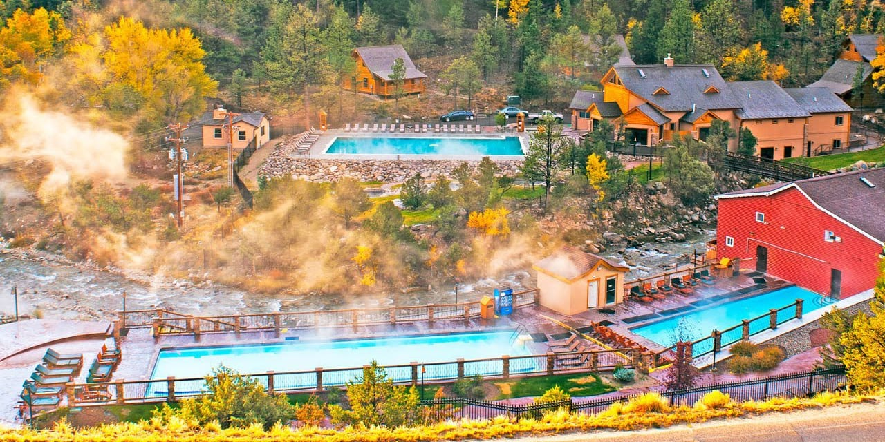 Spend A Day Or Night At These 15 Hot Springs Colorado