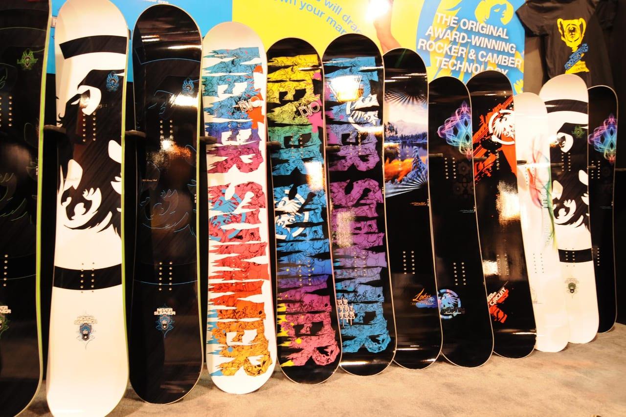 Never Summer Snowboards Mens OG Heritage Corporate T-Shirt