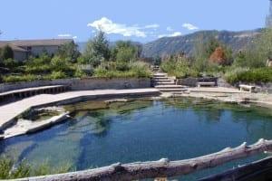 Orvis Hot Springs Pool