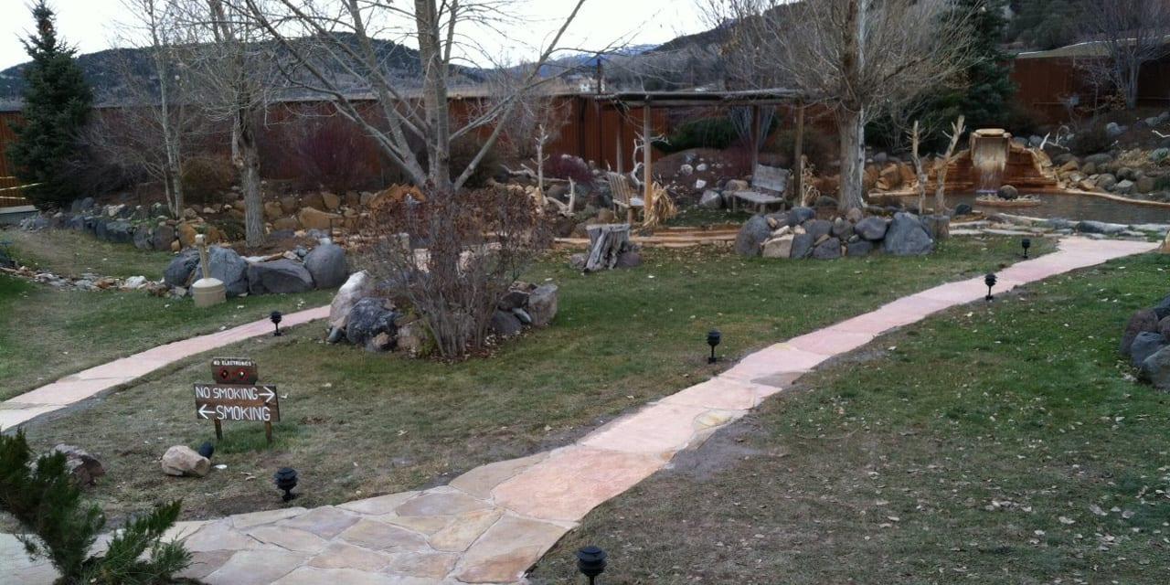 Orvis Hot Springs Ridgway Coloraod