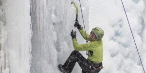 World Class Ice Climbers Compete in Ouray