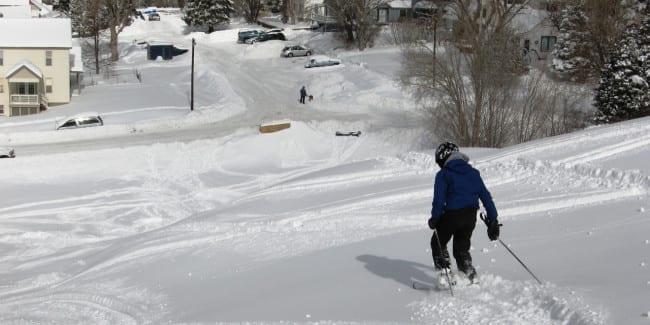 Lee's Ski Hill Ouray Colorado