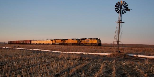 Ovid Colorado Train
