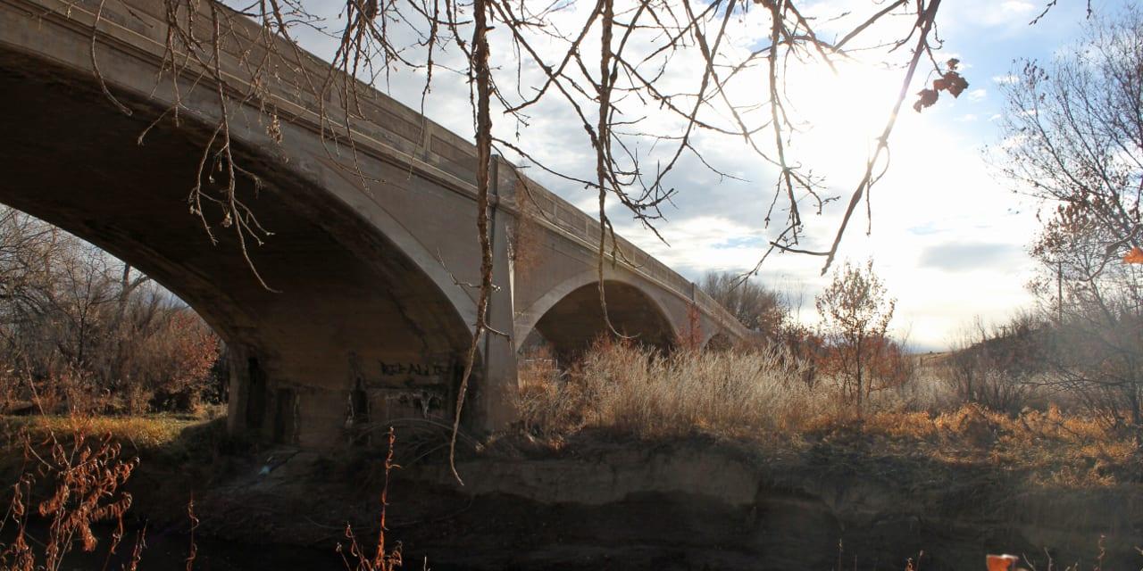 Saint Charles Bridge Pueblo County Colorado