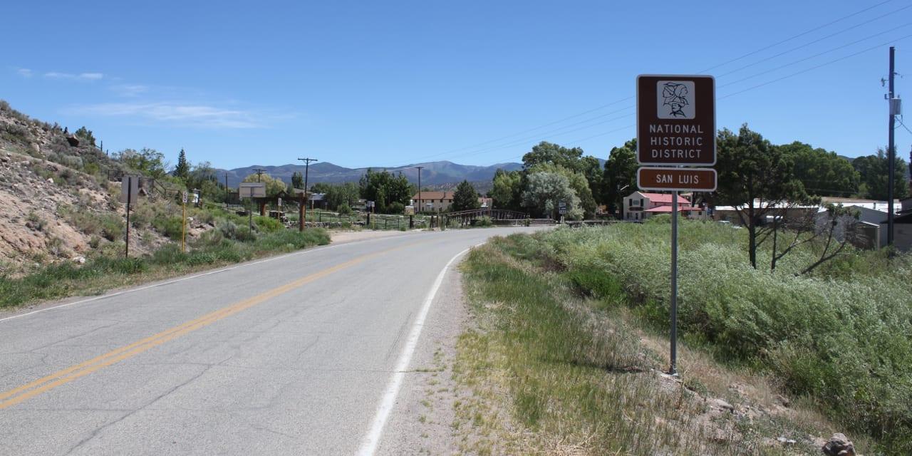 San Luis Colorado National Historic District
