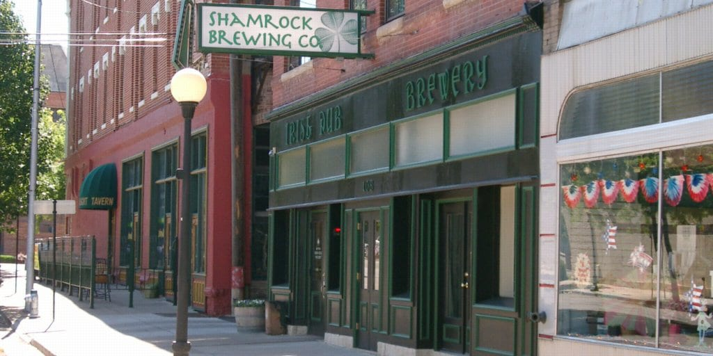 Shamrock Brewing Co Pueblo