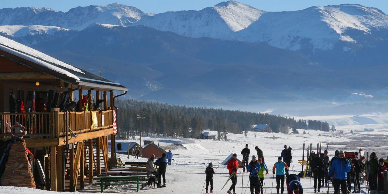 Snow Mountain Ranch Nordic Center
