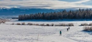 Snow Mountain Ranch Cross Country Skiing