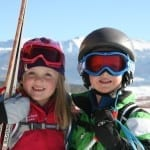 Snow Mountain Ranch Cross Country Skiers