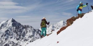 Sport Obermeyer Backcountry Skiers Colorado