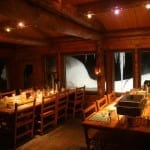 Steamboat Powdercats Full Moon Ski Tour Cabin Dinner