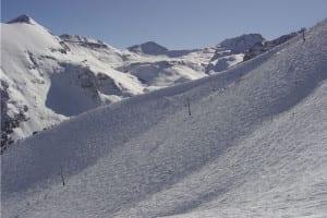 Telluride Ski Resort Bowl