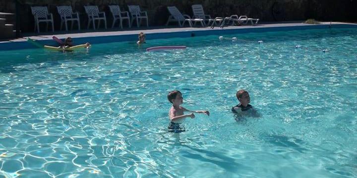 Waunita Hot Springs Ranch Pool