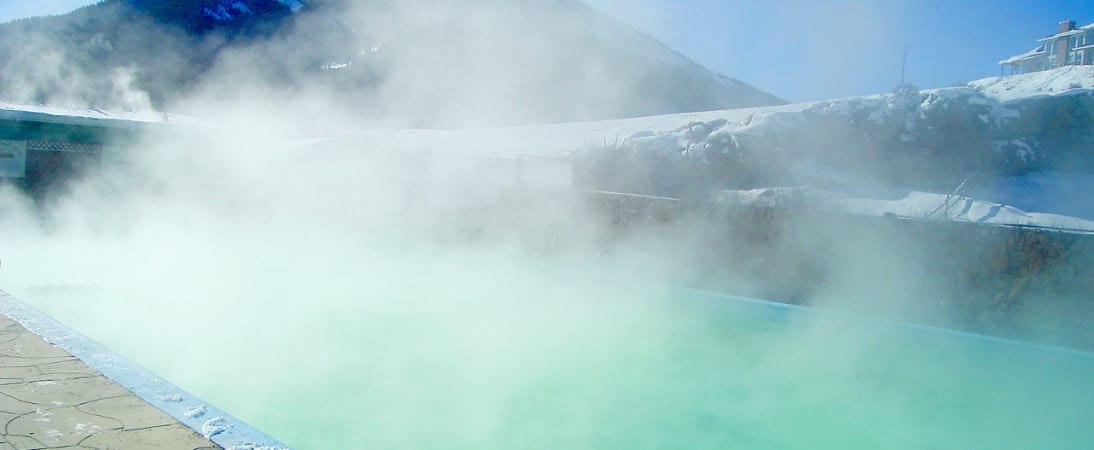 Spend a Day or Night at these 15 Hot Springs
