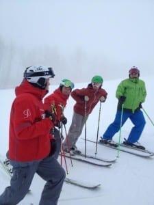 Teaching at Aspen Highlands