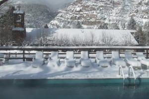 Wiesbaden Hot Springs Swimming Pool
