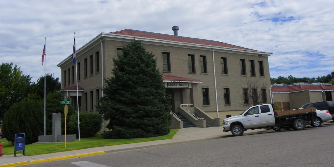 Yuma County Courthouse Wray Colorado
