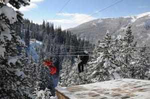 Zip Line Leadville Colorado