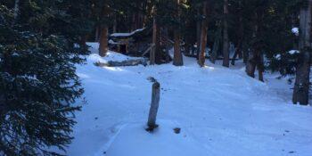 Loveland Pass Ski Shack