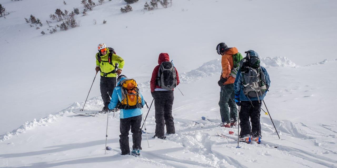 Powder Addiction Snowcat Skiing Guide