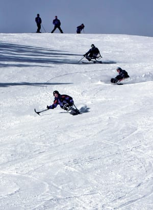 Breckenridge Adaptive Skiing