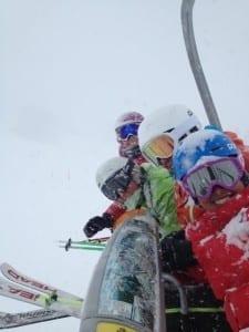Ski Instructor Cindy Leuchtenburg Snowmass