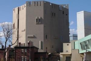 Denver Art Museum Castle