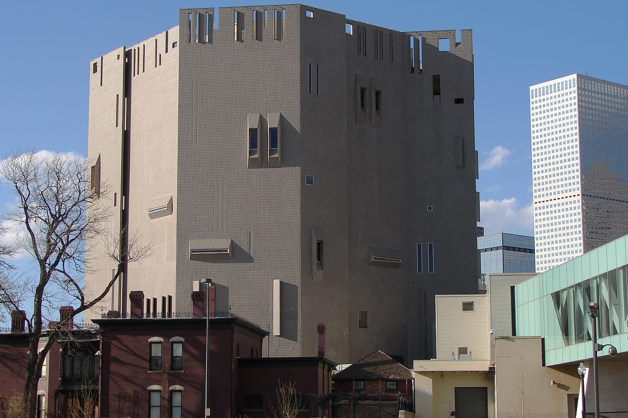 Denver Art Museum Castle