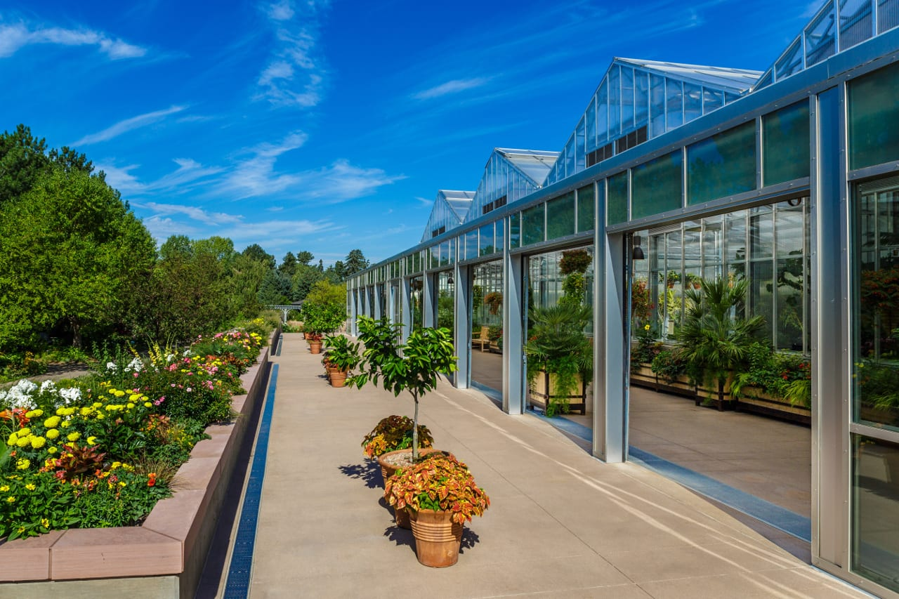 Save these days free colorado attractions colorado travel blog for Botanic gardens denver free days