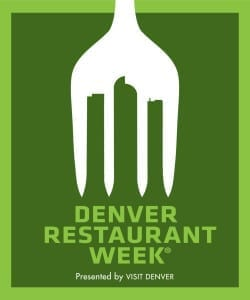 Denver Restaurant Week Logo