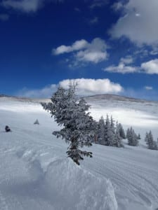 Winter Park Snowmobiling