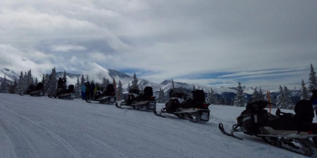 Grand Adventures Snowmobiling