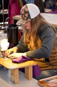 Melanzana Leadville Sewing
