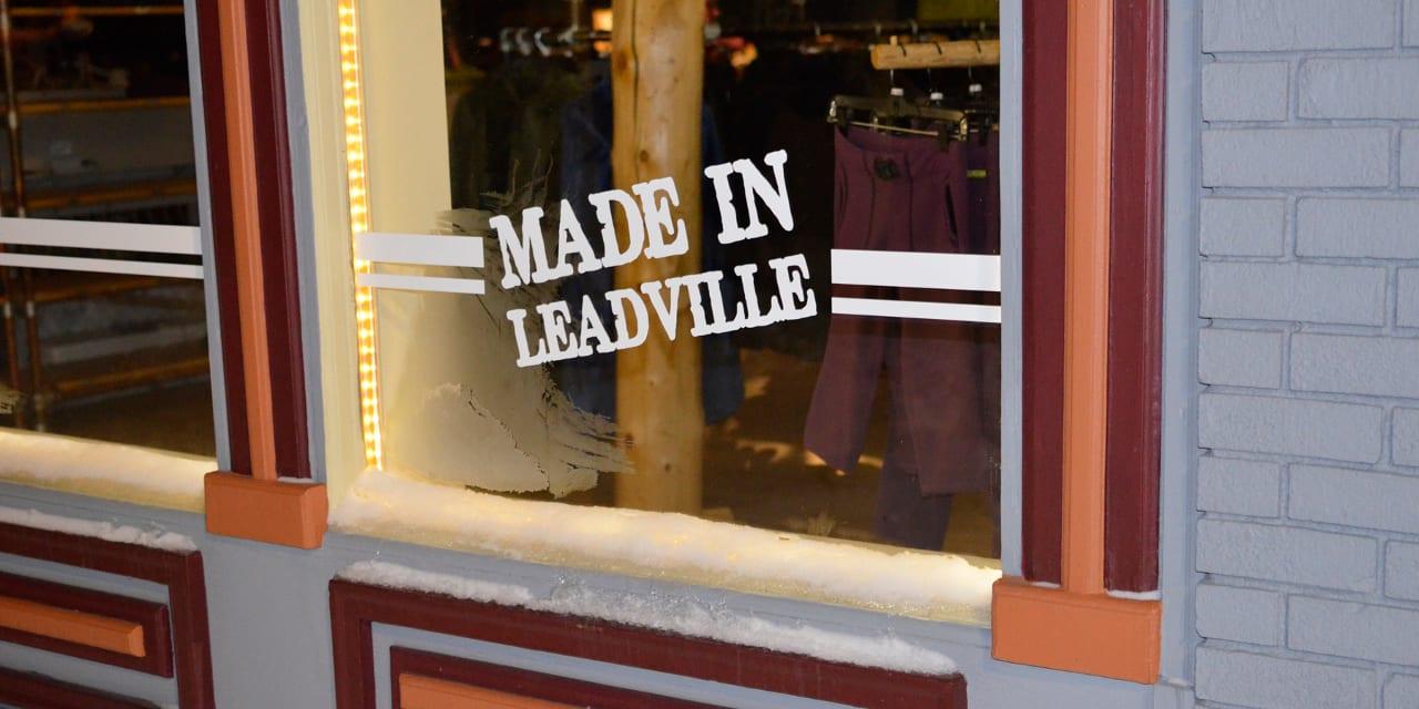 Melanzana Made In Leadville